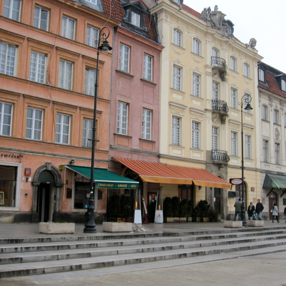 Where To Find The Best Food in Warsaw