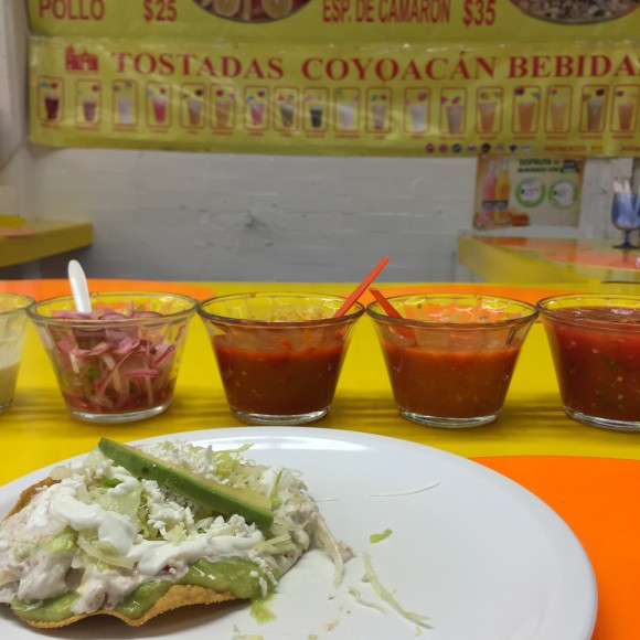 Where To Find The Best Food in Mexico City